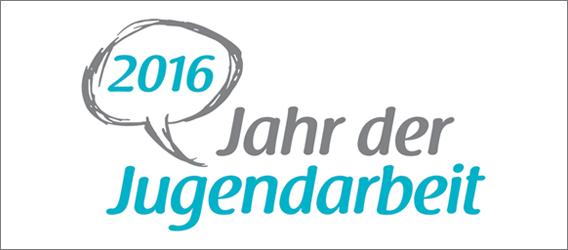 Logo Jahr der Jugendarbeit